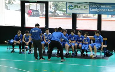 Under 13 elite Olimpia Sistel una stagione positiva