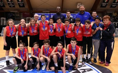 IC Arma di Taggia Los Angeles Clippers secondi alle Finali Nazionali Jr. NBA FIP League