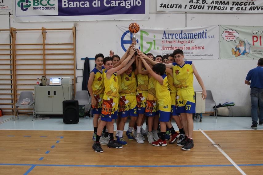 Grande successo per la II edizione del Torneo Canestrello